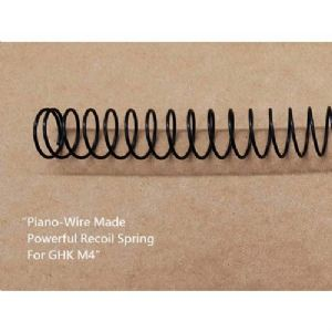 M4 Piano-Wire Made Powerful Recoil Spring